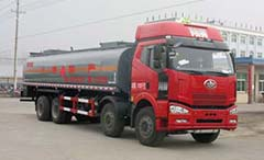 液化气体运输车