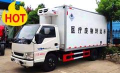 医疗废物运输车